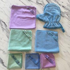 NWOT Norwex Cleaning Cloth Bundle